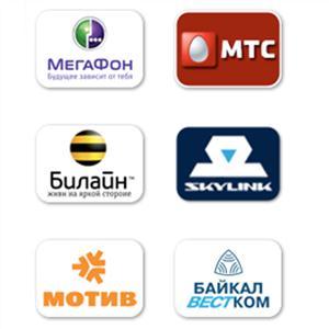 Операторы сотовой связи Дорохово