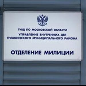 Отделения полиции Дорохово